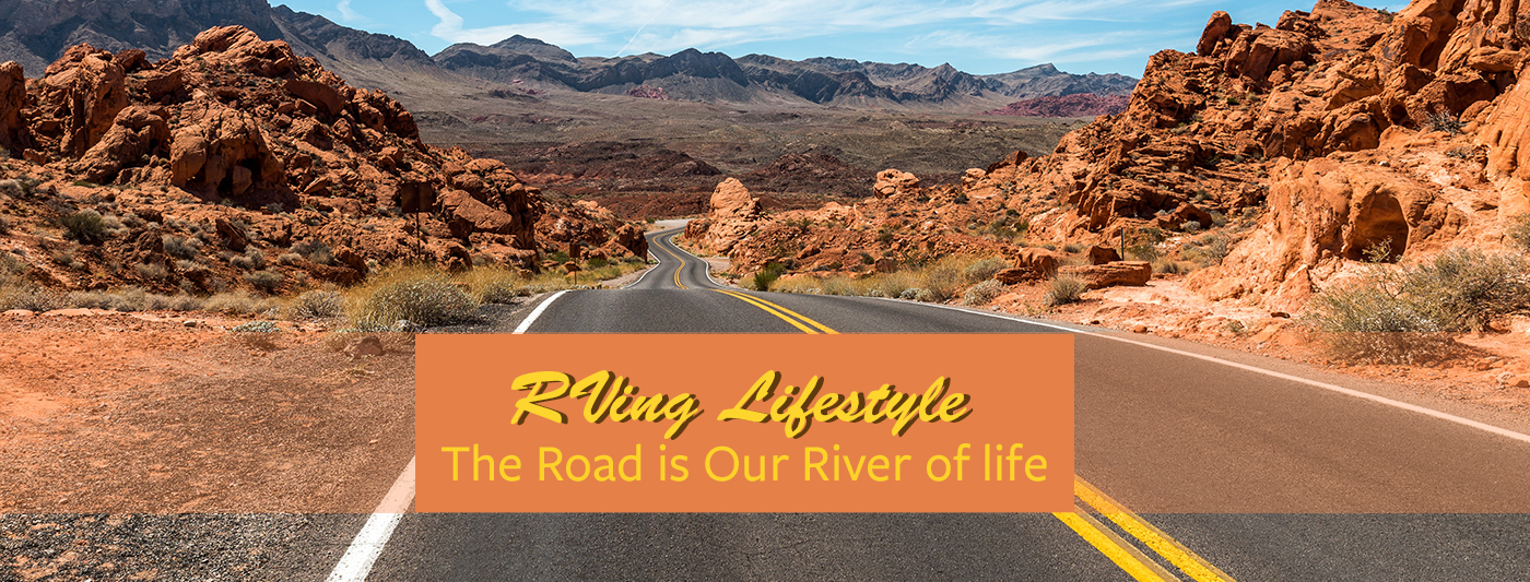 The Road is Our River of Life